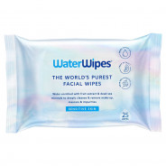 WATER WIPES SENSITIVE FACIAL 25 WIPES