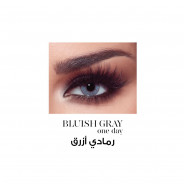 BELLA ONE DAY COLOR CONTACT LENSES BLUISH GRAY