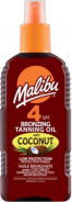 MALIBU TANNING OIL WITH COCONUT SPF4