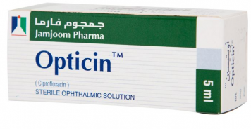 OPTICIN SOLN 0.3% 5ML