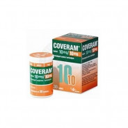 COVERAM 10MG/10MG 30 TABLETS