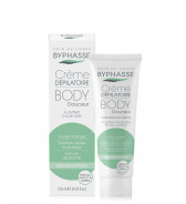 BYPHASSE Hair removal cream aloe Vera