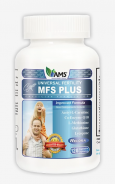 AMS MFS PLUS TOTAL FERTILITY 120 CAPSULES