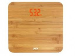 LAICA PERSONAL SCALE BAMBOO ELECTRONIC PS1067
