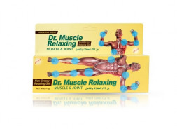 DR.MUSCLE RELAXING MUSCLE & JOINT GEL 113G