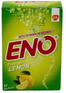 ENO FRUIT LEMON 5GM 10SCH
