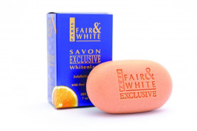 FAIR AND WHITE EXFOLIATING & WHITENING SOAP WITH VIT C 200 GR