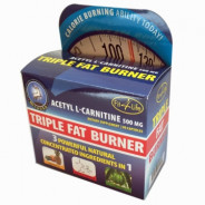 FIT 4 LIFE TRIPLE FAT BURNER  90CAPS