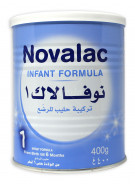 Novalac Infant Formula (NO1)400gm.