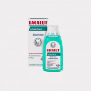 LACALUT SENSITIVE RINSE MOUTH WASH 300 ML