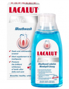 LACALUT WHITE MOUTH WASH 300ML.