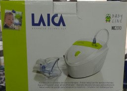 LAICA NEBULIZER FOR AEROSOL THERAPY NE2010