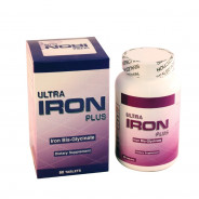 MEGA PHARM ULTRA IRON PLUS 80TAB