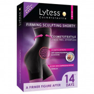 LYTESS CORRECTING SHORTY ANTI-AGEING BLACK -XXL