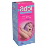 ADOL 120MG SUSPENSION 100 ML