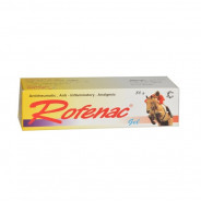 ROFENAC GEL 1% 50 GM