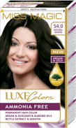 MISS MAGIC LUXE HAIR COLOR (S 4.0)