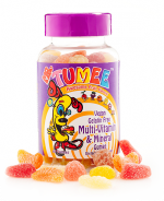 MR TUMEE MULTIVITAMIN & MINERAL 60 GUMMIES