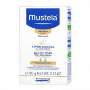 MUSTELA GENTLE SOAP WITH COLD CREAM 100 GM