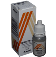 NAPHCON-A  OPHTH. SOLN. 15 ML