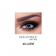 BELLA ONE DAY COLOR CONTACT LENSES OCEAN BLUE