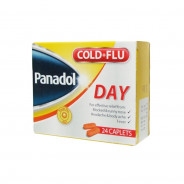 PANADOL COLD & FLU DAY 24TAB
