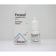 PATANOL 0.1% DROPS 5 ML