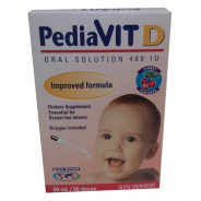 PEDIAVIT D DROPS 50ML