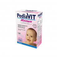 PEDIAVIT MINIMUM DROPS 50 ML
