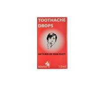 TOOTHACHE DROPS 15 ML SAVOY