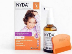 NYDA ANTI- LICE SPRAY 50ML