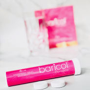BARICOL COMPLETE RASPBERRY/PEACH 60 EFFERVESCENT TABLETS
