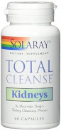 SOLARAY TOTAL CLEANSE-KIDNEYS 60CAP