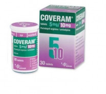 COVERAM 5MG / 10MG 30 TABLETS