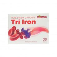 PURE HEALTH TRI-IRON 30TAB