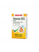 WALMARK VIT-D3 DROPS 15ML