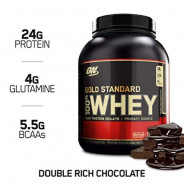 GOLD STANDARD WHEY PROTEIN 2.27KG-CHOCOLATE