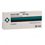 ZOCOR 20 MG 28 TAB