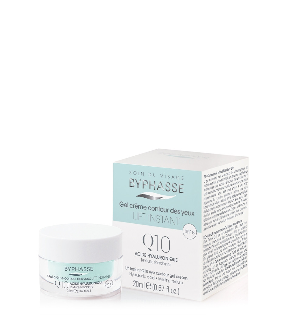 Byphasse Lift Instant Q10 Eye Contour Gel 20m