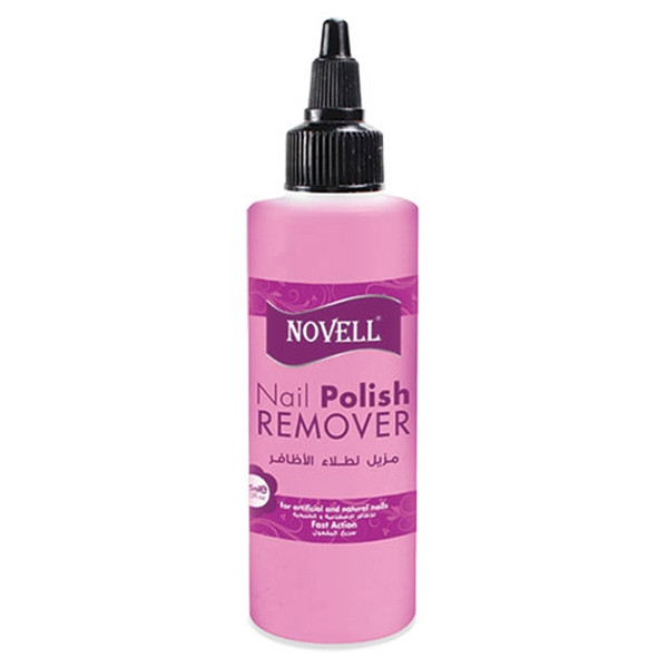 NOVELL NAIL POLISH REMOVER 125ML