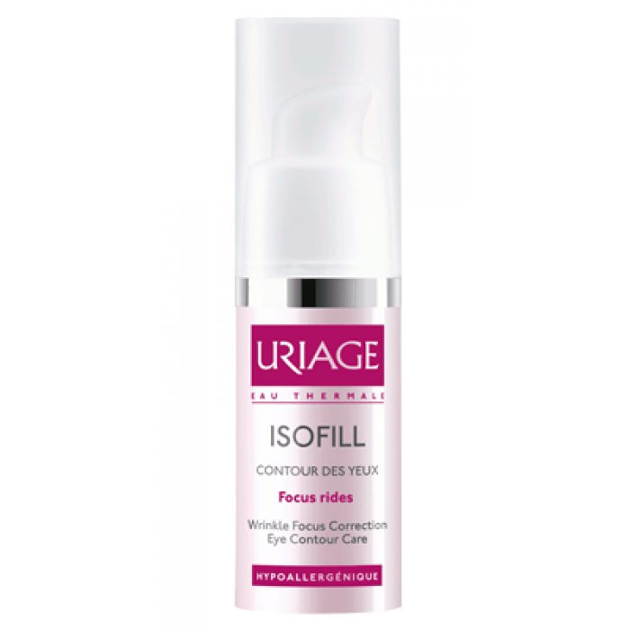 URIAGE ISOFILL FOCUS RIDES YEUX F 15ML