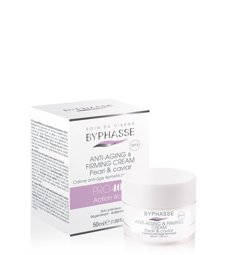BYPHASSE ANTI-AGEING CREAM  PEARL&CAVIAR PRO40 50M