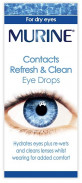 MURINE CONTACTS EYE  DROPS 15 ML