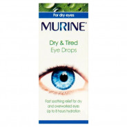 MURINE DRY & TIRED EYE DROPS 15 ML