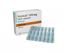 XENICAL 120MG 84 CAP